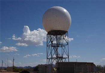 رادار هواشناسی در اردبیل راهاندازی میشود