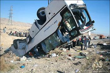 رتبه دوم اردبیل در کاهش تصادفات جاده ای