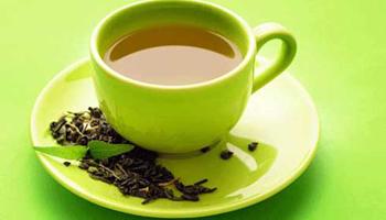 همه خواص چای سبز در یک عکس
