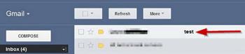 آموزش نحوه ی ارسال ایمیل های یاهو به جیمیل
