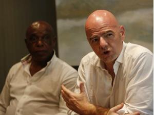 انتخابات ریاست فیفا به دور دوم کشیده شد