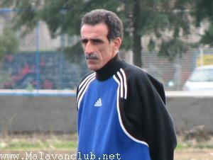 احمدزاده در مسیر اردبیل به انزلی