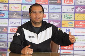 بیانیه محمد ربیعی خطاب به هواداران اردبیلی