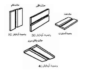 دانلود جزوه جوشکاری در سازه های فولادی