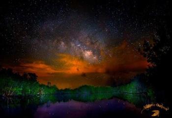 تصاویر باورنکردنی کهکشان راه شیری