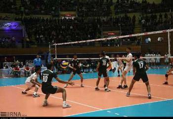 اردبیل میزبان مسابقات انتخابی جهانی والیبال آسیا شد