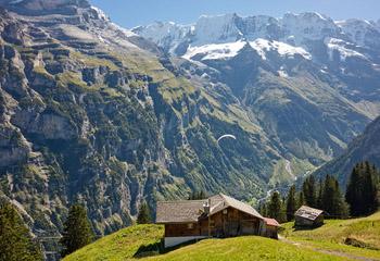 طبیعت زیبا و مکان های دیدنی سوییس