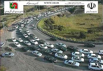 بیش از یک میلیون و 290 هزار تردد در جاده های استان اردبیل ثبت شد
