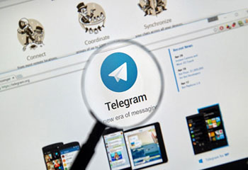 دور زدن حالت روح در تلگرام