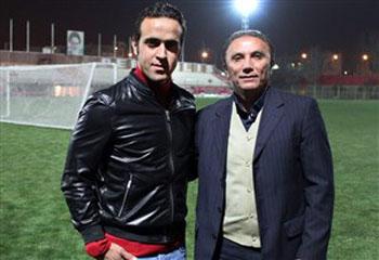 درخشان جانشین علی کریمی در نفت تهران