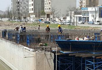 پروژه پل قدس اردبیل از نظر زمانبندی تأخیر ندارد