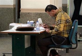 علی دایی دکتر میشود (عکس)