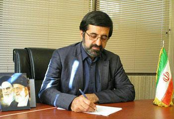 اکبر بهنامجو به عنوان استاندار جدید اردبیل معرفی شد