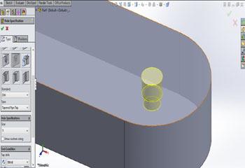 پروژه بررسی انواع CAD و CAMدر قید و بست های سوراخ کاری