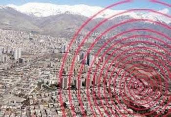 زلزله غرب کشور اردبیل را لرزاند/ترس مردم از شدت زمین لرزه