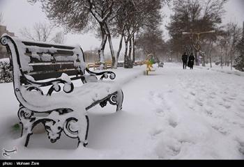 نخستین برف پاییزی برای اردبیلیها در راه است