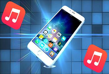 آهنگ زنگ اورجینال آیفون (iOS7) برای اندروید