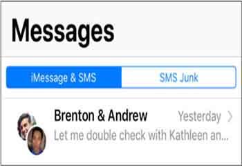 بلاک پیامکهای اسپم روی آیفون بهکمک اپلیکیشن