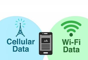 ترکیب وایفای و اینترنت موبایلی برای افزایش سرعت اینترنت