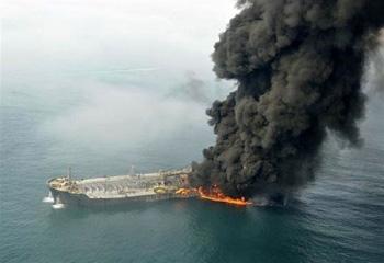ناگفتههایی از فاجعه نفتکش سانچی؛ راز نجات چینیها چه بود؟