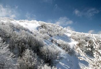 طبیعت فوقالعاده زمستانی اردبیل