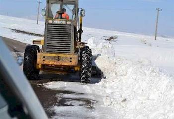 راه ارتباطی ۳۹۰ روستای اردبیل بازگشایی شد؛ راه ۱۷۰ روستا همچنان مسدود است