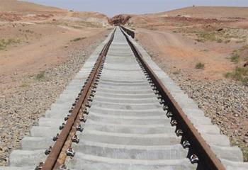 راهآهن اردبیل دهه فجر سال ۹۹ به بهرهبرداری میرسد