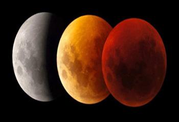 حقایقی جالب درباره ماه گرفتگی