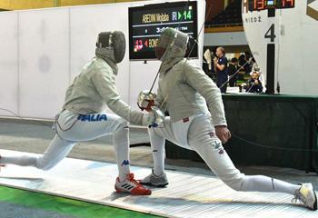 تیمهای برتر رقابتهای شمشیربازی کشور در اردبیل مشخص شد