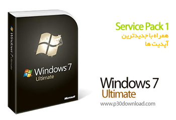 Microsoft Windows 7 SP1 AIO DUAL-BOOT October 2018 x86+x64 ویندوز 7
