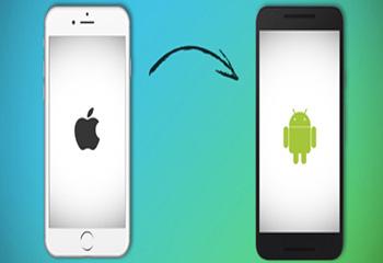 انتقال فایلهای موسیقی از iOS به Android