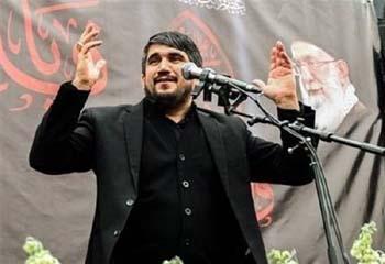 برگزاری مراسم ترحیم مداح خوش صدای اردبیلی در تهران